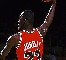 Michael Jordan - 23 by ChloeJade