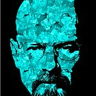 BrBa Walter Meth Head Breaking Bad by justin13art