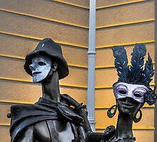 The Dancers by Sotiris Filippou