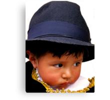 Cuenca Kids 319 Canvas Print