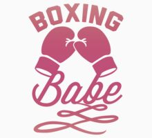 Boxing Babe by Look Human