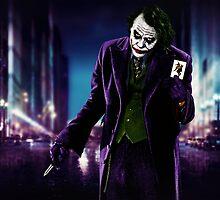 Joker, CHAOS by RoxasVI