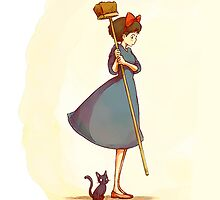 Kikis Delivery Service by ChloeJade