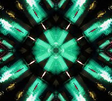 Jade Reflections by MSRowe Art and Design