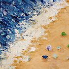 Sea Glass (2) by Kimberly  Daigle