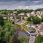 Viaduct over The Nidd by vivsworld