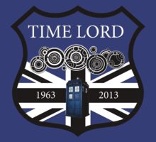 DOCTOR WHO 50TH ANNIVERSARY by MinxMacabre