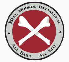 Hell Hounds Battalion by CaptainSunshine