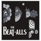 The Beat-Alls sticker by moysche