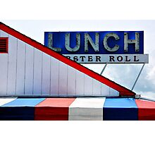 Lunch Photographic Print