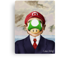 Son of Mario Canvas Print