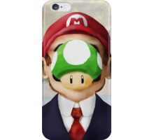 Son of Mario iPhone Case/Skin