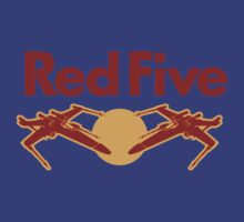 Red Five by huckblade