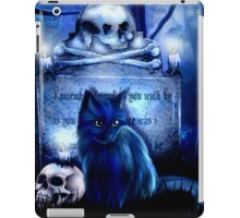 Salems Gaurdian  iPad Case/Skin