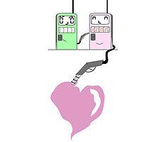 Gas Station Love by Meghan Harper
