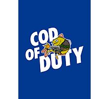 Cod Of Duty Photographic Print