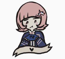 Nanami Chiaki Sticker by souda