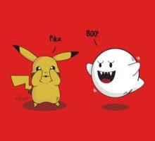 Pika Boo! by nvrdi