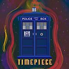Timepiece Tardis by Utilicon
