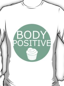 Body Positive (green) T-Shirt