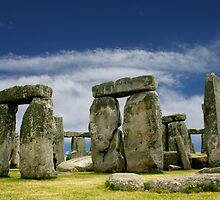 Stonehenge by Day by jwwallace
