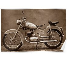 Puch 125 TL Poster