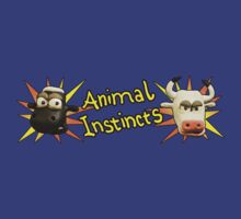 Animal Instincts - Sheep vs Cow by GooRoo Animation