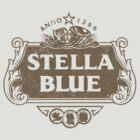 Stella Blue by John Manicke