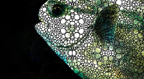 Sofishticated - Fish Art By Sharon Cummings by Sharon Cummings