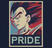 Vegeta - Pride by Pat Le Roy