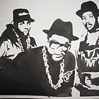 Run DMC by Colin  Laing