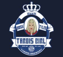 Rose Tyler - Tardis Girl by kingUgo