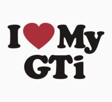 I Love My GTi by iheart