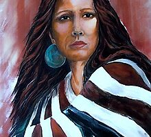 """""""Wrapped In Tradition"""" by Susan Bergstrom"""