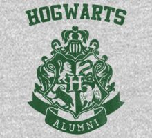 Hogwarts Alumni (Slytherin) by Look Human