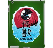 Kaiju Sake iPad Case/Skin