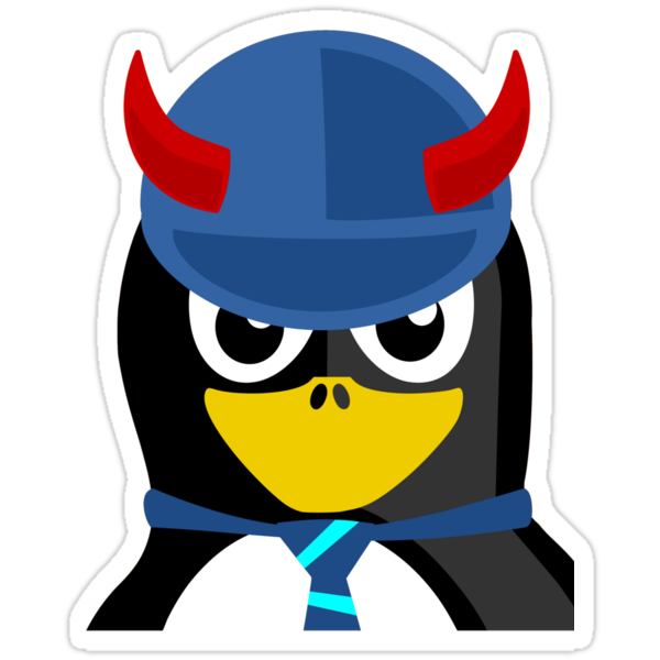 Evil Boss Penguin by kwg2200