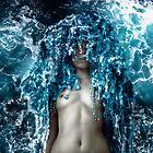 Ocean Fabric by Jeff Kingston