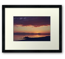 Once You Have Found It Never Let It Go Framed Print