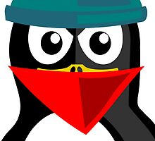 Robber Penguin by kwg2200