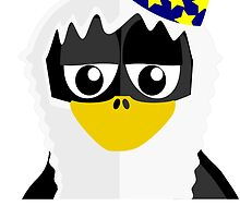 Wizard Penguin by kwg2200