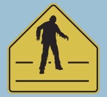 Zombie Crossing by contoured