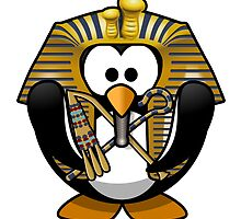 King Tut Penguin by kwg2200