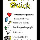 Get rich quick by Rob Overend