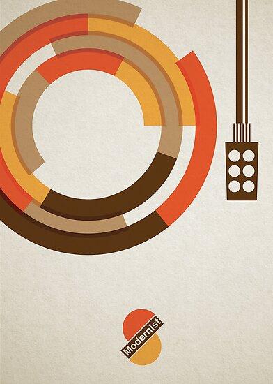 Modernist Vinyl by modernistdesign
