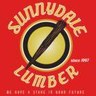 Sunnydale Lumber by NerdsterDesign