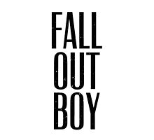 Fall Out Boy by apadilla94