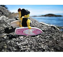 Surf's Up! (3 of 3) Photographic Print