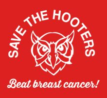 Save the Hooters. Beat Breast Cancer by causes