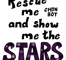 Rescue me chin boy by annbelleproject